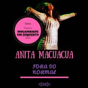 Anita Macuacua - Fora Do Normal (Marrabenta) 2016