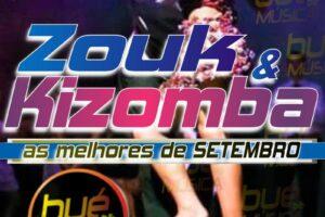 Kizomba/Zouk Melhores Do Mês (Setembro) 2016