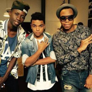 Dream Boyz - Vem Me Dar Carinho (Feat. Arieth Feijó) 2016