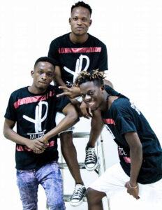 Young Poster Group Musik - Troféu (R&B) 2016
