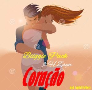 Biiggie Pack feat. H Zayn - Coração (Zouk) 2017