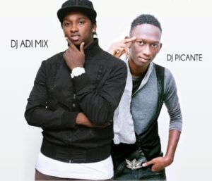 Dj Adi Mix & Picante - Cavalo Maluco (Afro Beat) 2017