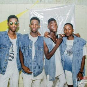 Os Felas do Lobito - Bagre (Afro House) 2017