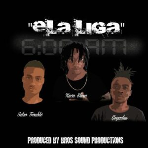 FllayWeed Gang - Ela Liga (Ghetto Zouk) 2017