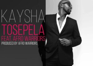 Kaysha feat. Afro Warriors & Dorivaldo Mix - Tosepela (Afro House) 2017