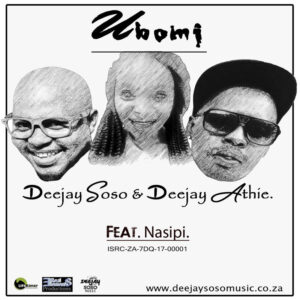 Deejay Soso & Deejay Athie feat. Nasipi - Ubomi (Afro House) 2017