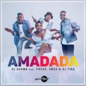 DJ Gukwa feat. DJ Tira, Emza & Tipcee - Amadada (Afro House) 2017