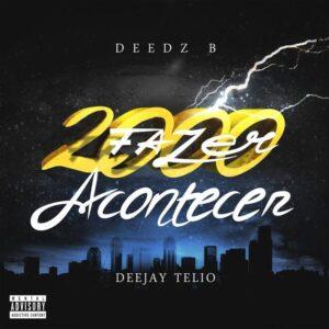 Deejay Telio & Deedz B (Somos A Família) - Louco (Kizomba) 2017