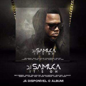 Dj Samuka - Toca Lá feat. Vanda May (Kizomba) 207