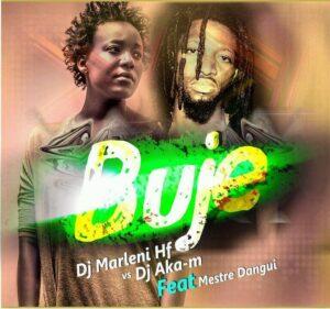 Dj Aka-M & Dj Marleni feat. Mestre Dangui - Buje (Afro House) 2017