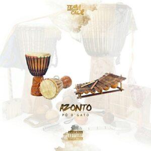 Team Cadê feat. Pó de Gato - Azonto (Afro Beat) 2017