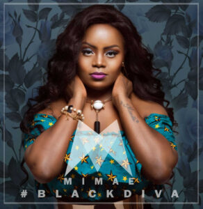 MIMAE - BLACK DIVA (2017)