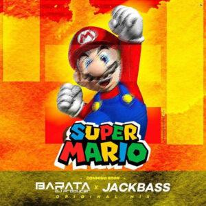 Dj Barata feat. Jackbass - Super Mario (Afro House) 2017