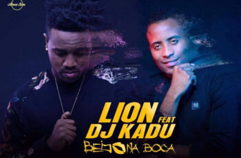 Lion Sel feat. Dj Kadu - Beijo na Boca (Kizomba) 2017