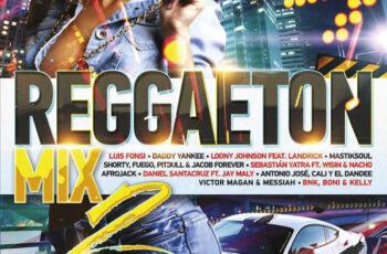 Kizomba & Reggaeton Mix 2 (2017)