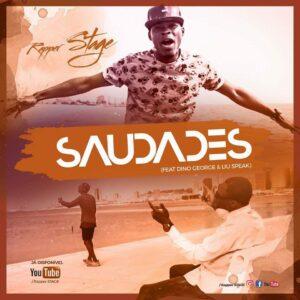 Rapper STAGE - Saudades (Rap) 2017