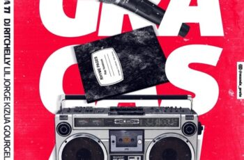 DJ Ritchelly, Lil Jorge, Kid MC & Kizua Gourgel - Graças a Ti (2017)