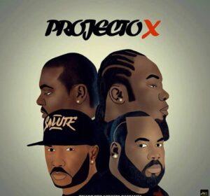 Projecto X - Vilão (Álbum) 2017