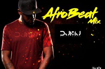 DJ MJ - AfroBeat Mix 2017/2018 (Avacalho Vol.3)