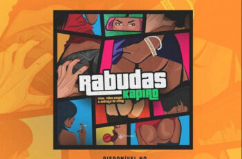Dj Kapiro feat. Fábio Dance & Godzila do Game - Rabudas (Afro House) 2018