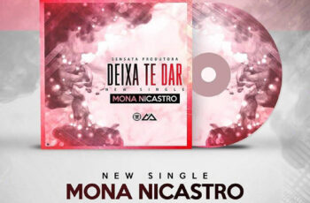 Mona Nicastro - Deixa Te Dar (Kizomba) 2018