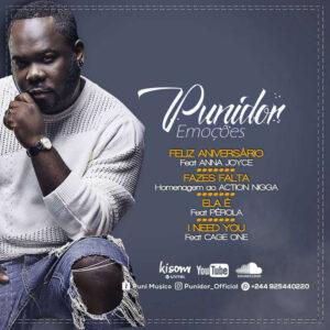 Punidor - Ela É (feat. Pérola) 2018