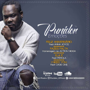 Punidor - Feliz Aniversário (feat. Anna Joyce) 2018