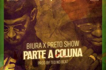 Preto Show & Biura - Parte a Coluna