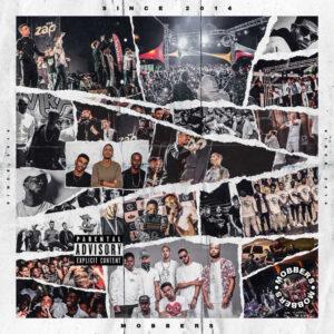 MOBBERS - Since 2014 (EP) 2018
