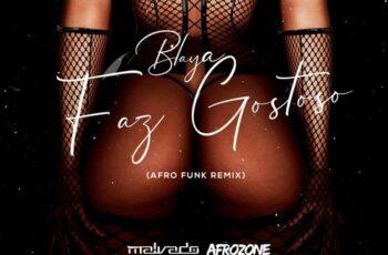 Blaya - Faz Gostoso (Malvado & Afrozone Afro Funk Remix)